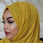 لفات حجاب - لفة حجاب بسيطة وسهلة 2