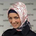 حجاب تركي - لفة إيشارب تركية