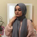 لفات حجاب - لفة حجاب تركي 2