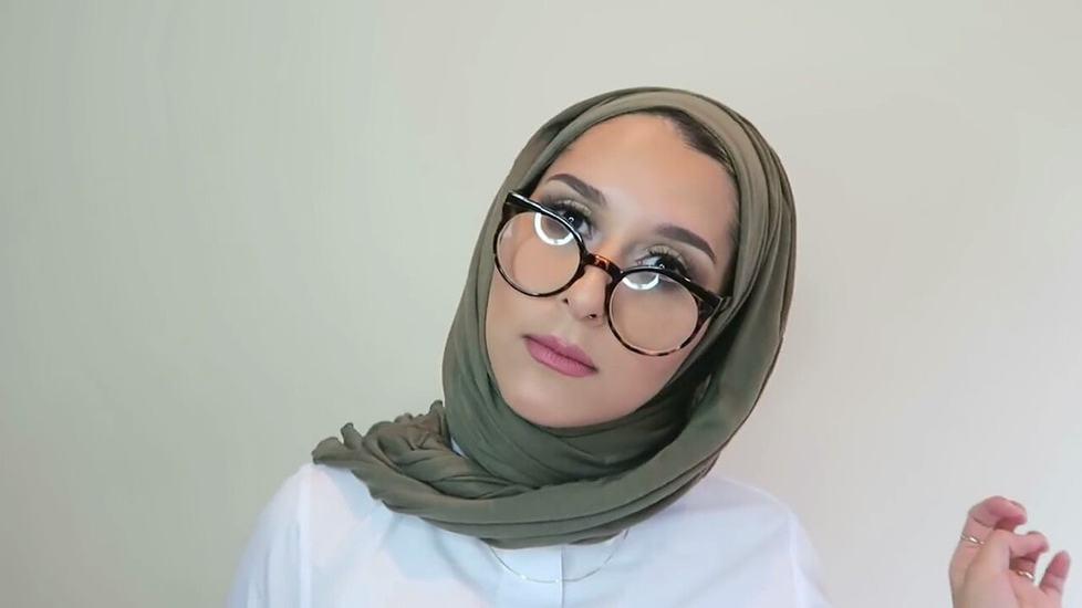 طرق لف حجاب المدرسة