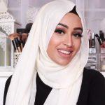 لفات حجاب يومية بسيطة وسهلة 3