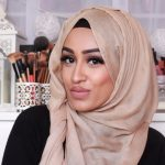 لفات حجاب يومية بسيطة وسهلة 1