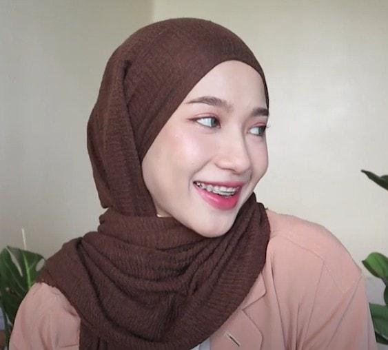 لفات حجاب للصيف سهلة وبسيطة