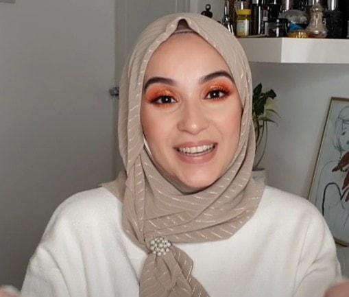 لفات حجاب بسيطة وسهلة