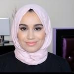 لفات حجاب 2019 في دقيقة سهلة وأنيقة 3
