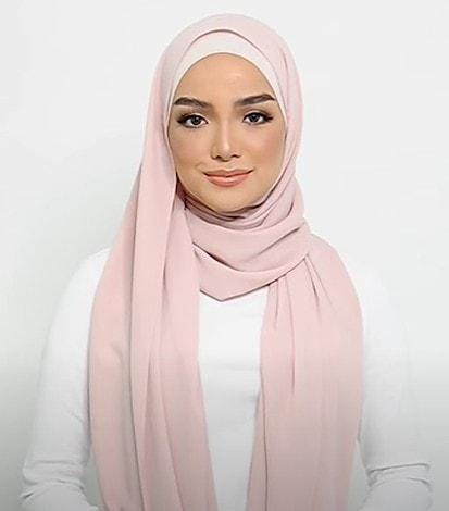 لفات حجاب سهلة