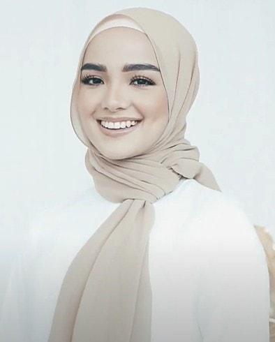 لفة حجاب يومية سريعة