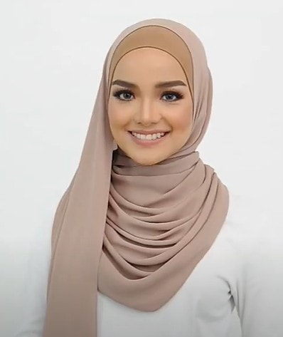 أسهل لفات حجاب متميزة