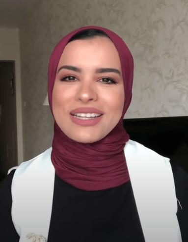 لفات حجاب سهلة وجميلة