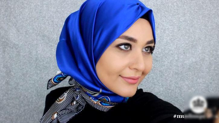 أجمل لفات حجاب يومية