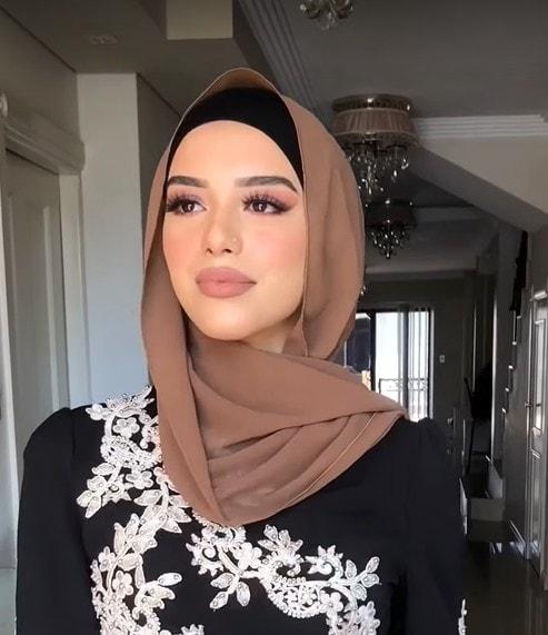 اجمل لفات حجاب سهلة وبسيطة