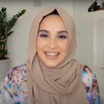 لفة حجاب بسيطة بالخطوات