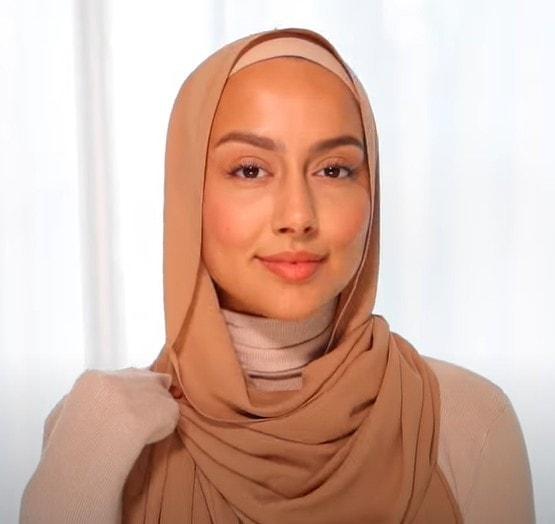 لفات حجاب صيفية سهلة وسريعة