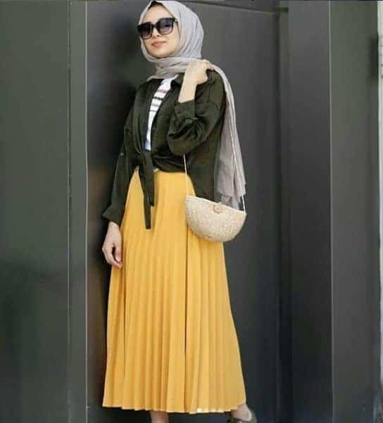 hijab casual outfits