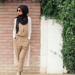 Outfits Suitable for Hijab