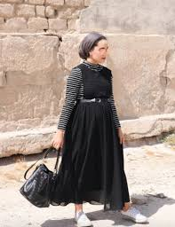 hijab outfit ideas for pregnant