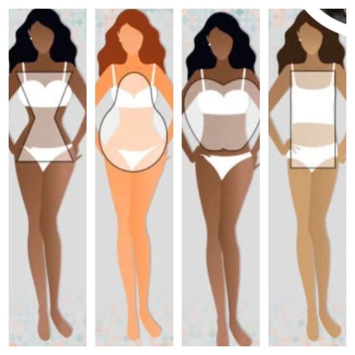 اختيار الملابس المناسبة لشكل الجسم