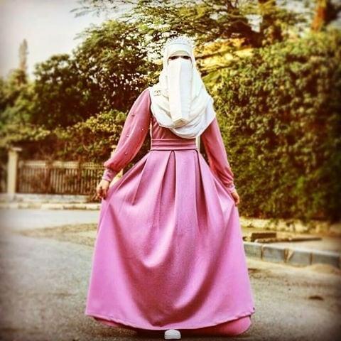 لبس منقبات كاجوال