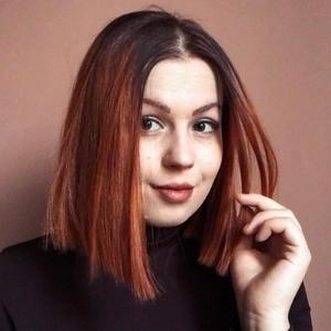 ألوان صبغات الشعر - صبغة شعر احمر